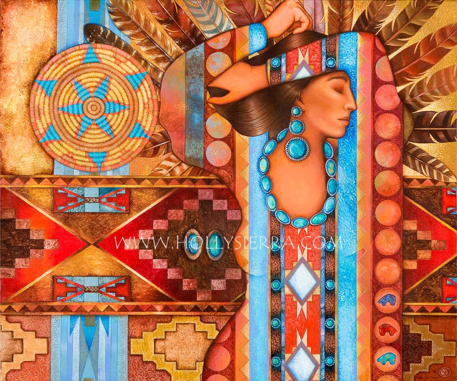 Southwest Paintings By Phoeinx Artist
