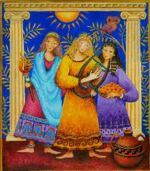 Mystical Magical Art Illustrations